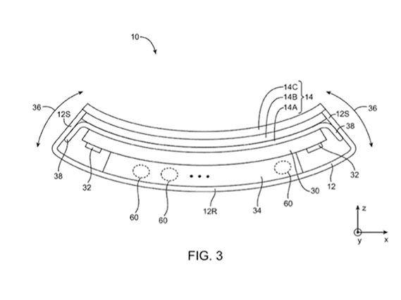 apple u0026 39 s new patent reveals flexible apple gadgets