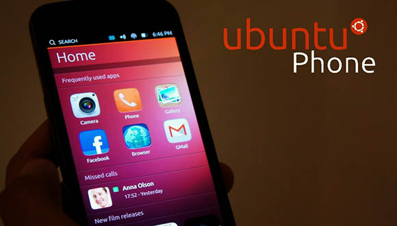 Meet the worlds first ubuntu phone !