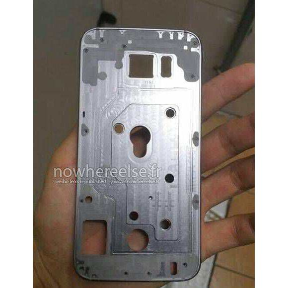 Samsung Galaxy S6 shell images leaked Online, S6 may look like iPhone 6