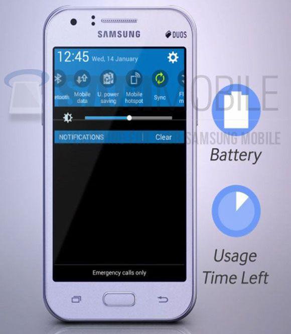 Samsung Launches First J Series Phone Called Galaxy J1