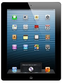 photo of Apple iPad 4 Wi Fi Cellular