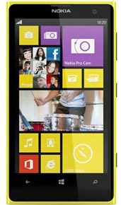photo of Nokia Lumia 1020