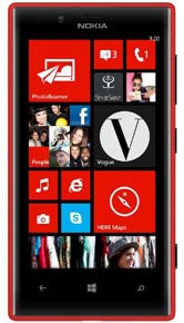 photo of Nokia Lumia 720