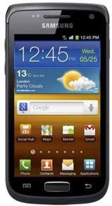 photo of Samsung Galaxy W i8150