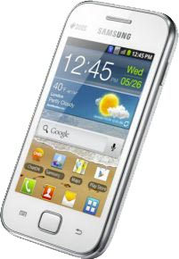 photo of Samsung Galaxy ace duos S6802