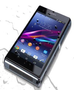 photo of Sony Xperia Z1s