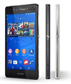 photo of Sony Xperia Z3v